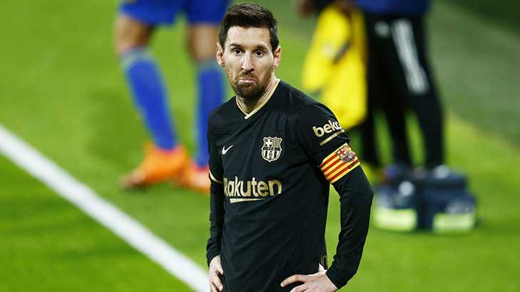 Messi mou Cadix