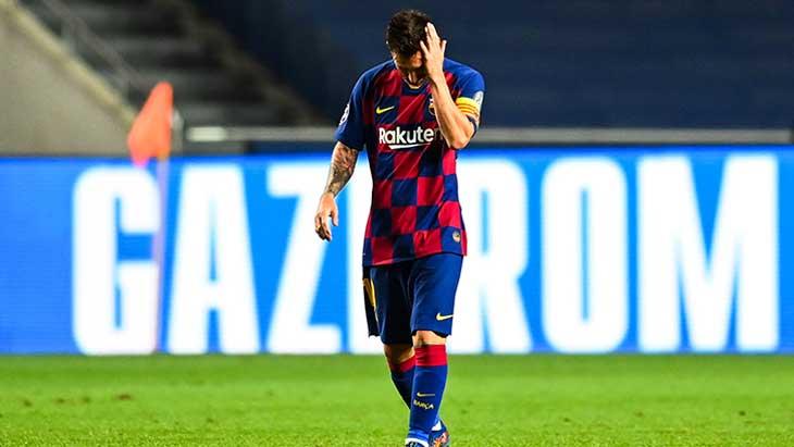 Lionel Messi voudrait quitter le Barça immédiatement — Mercato