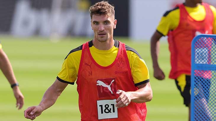 Meunier (Dortmund) lâche une grosse révélation sur son départ