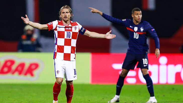 Croatie France 1 2 Le Resume Video