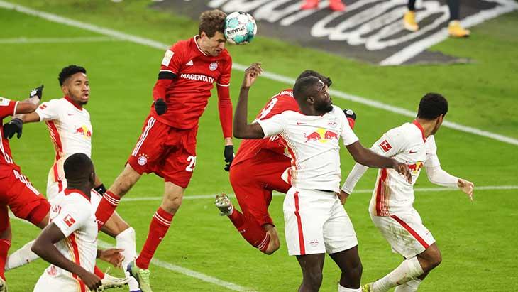 La performance XXL de Coman contre Leipzig — Bayern Munich