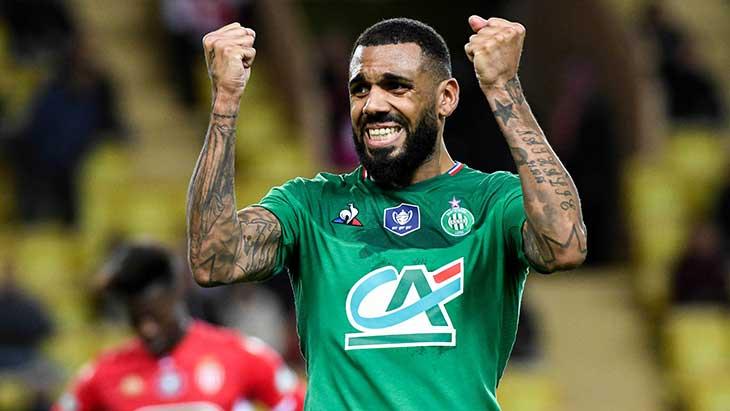 Yann M'Vila quitte l'ASSE pour l'Olympiakos