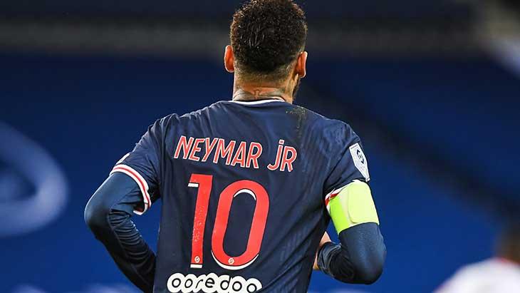 neymar-capitaine