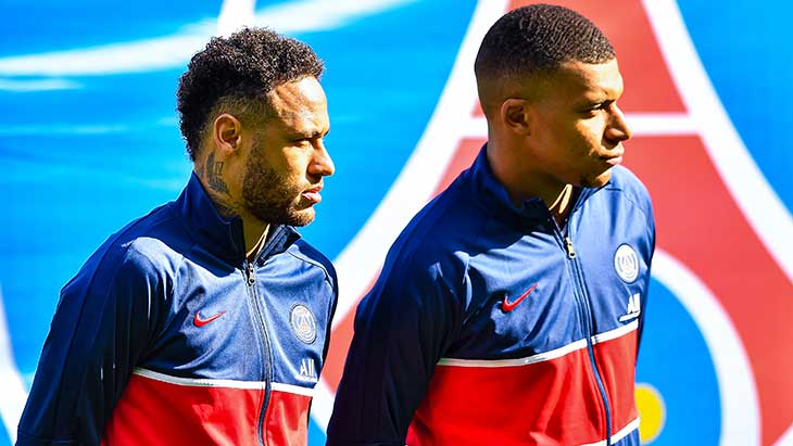 neymar-mbappe-psg-losc-soleil