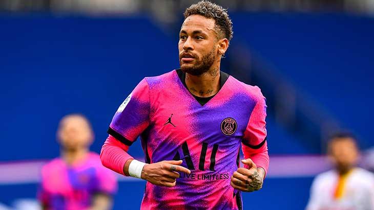 neymar-rose-psg-lens