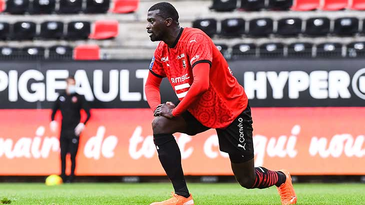Mercato : Un accord Rennes - Saint-Etienne pour Mbaye Niang ?