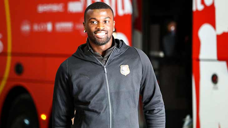 niang-sourire-rennes-training