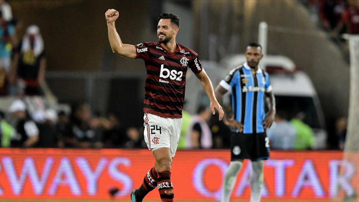 Pablo Mari Flamengo