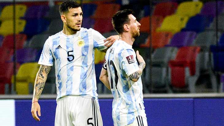 paredes-messi-argentine