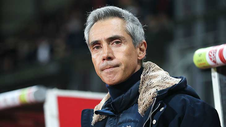 L'entraîneur Paulo Sousa annonce son départ à ses joueurs — Bordeaux