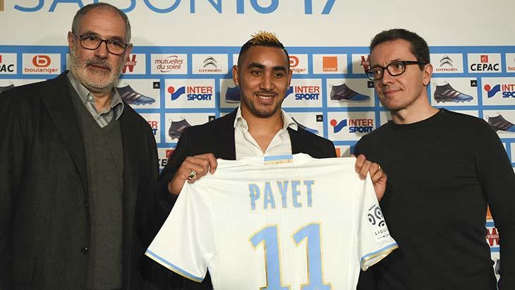 Dimitri Payet lève le voile sur son avenir — OM