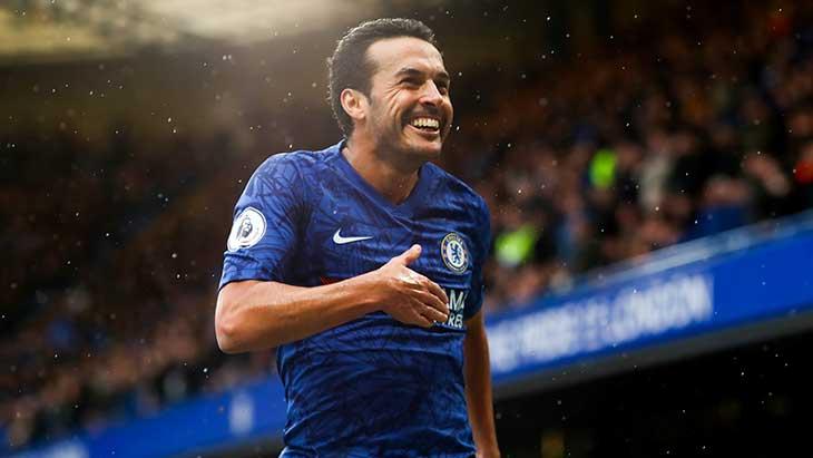 Willian et Pedro prolongés jusqu'en fin de saison (Officiel) — Chelsea