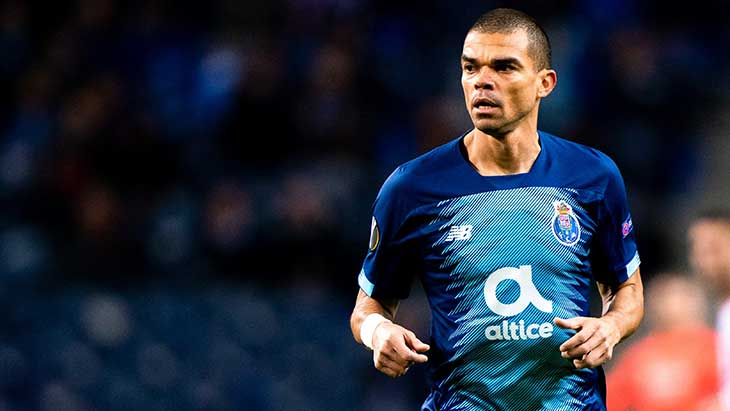 pepe-porto-training