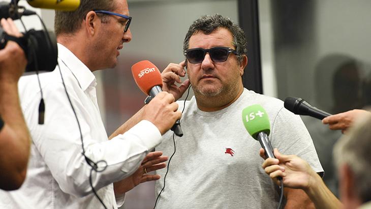Après Areola, Raiola veut emmener une star au Real — Mercato