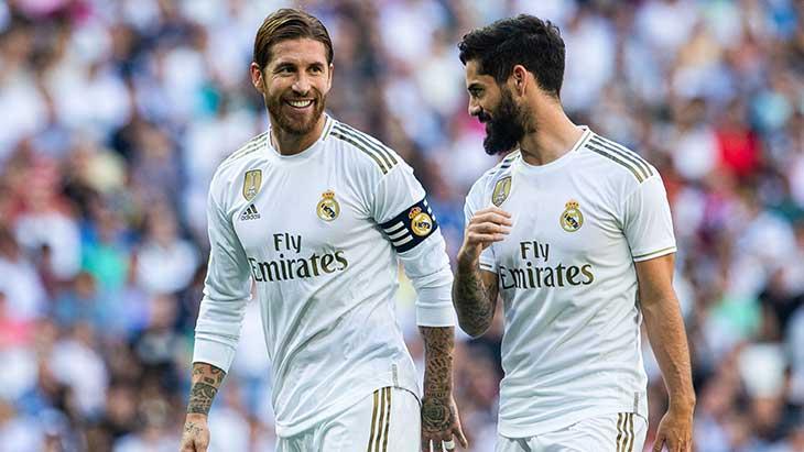 Le Real Madrid sacré champion d'Espagne — Liga