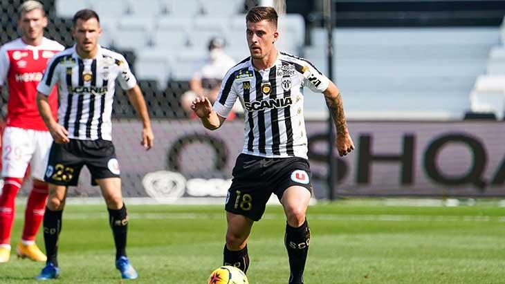 Santamaria va découvrir la Bundesliga (off.) — Angers SCO