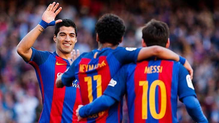 Messi tacle le Barça dans son message dadieu à Suarez
