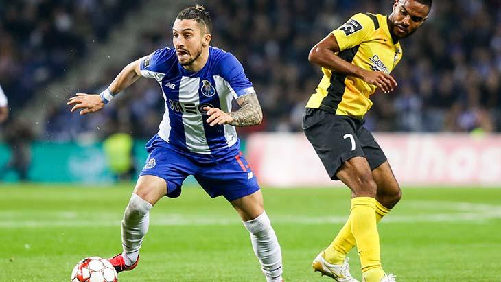 Accord PSG-Porto pour le transfert d'Alex Telles — Mercato