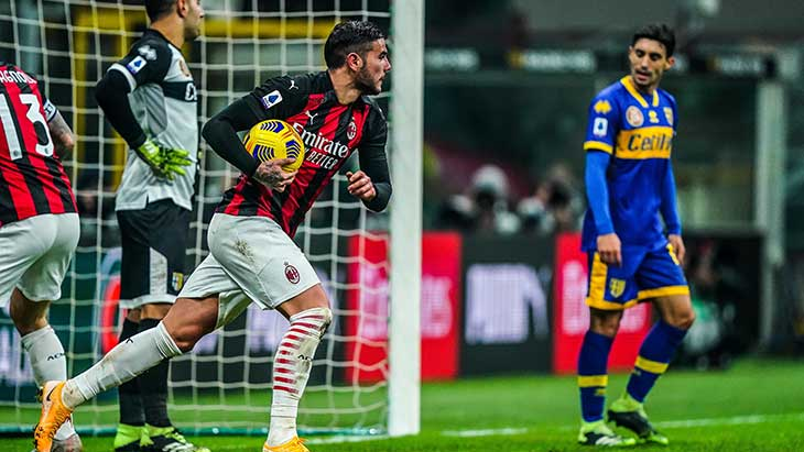 Année finie pour Bennacer — AC Milan