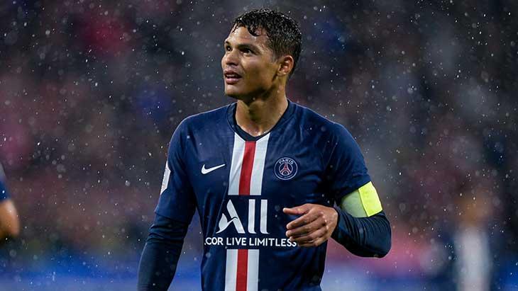 Thiago Silva a un plan parfait pour oublier Paris — PSG