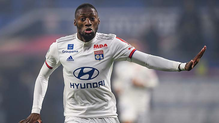 Officiel: l'OL lève l'option d'achat de Toko-Ekambi
