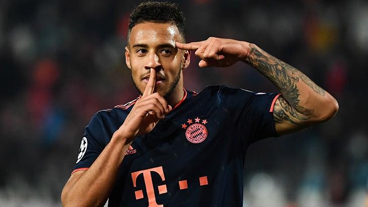 Le Bayern Munich veut se séparer de Tolisso