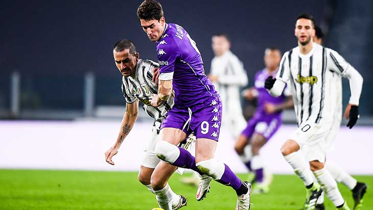 Vlahovic Juventus Fiorentina
