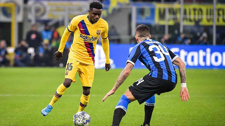 Patrick Vieira s'offre un crack du Barça(Off.) — OGC Nice Mercato