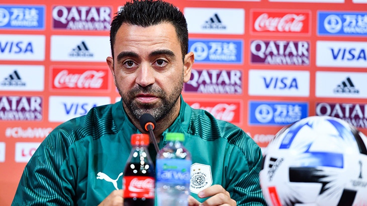 Officiel : Xavi prolonge avec Al Sadd