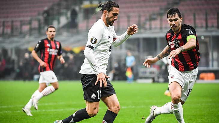 LOSC - Deux absents dans le groupe pour défier le Milan AC