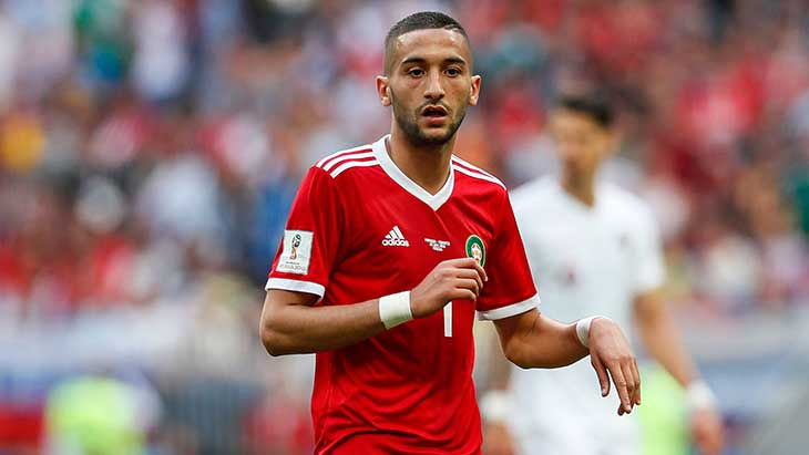 Le Maroc aussi qualifié pour la CAN 2021 — Eliminatoires