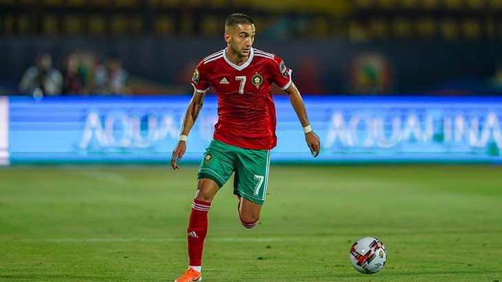 CAN 2021 (Q) : Ziyech et le Maroc déroulent, la Tunisie s'envole