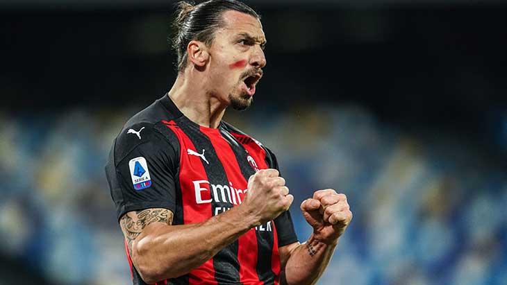 Zlatan Milan Naples rage