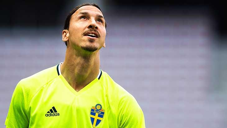 Suède : Ibrahimovic a discuté avec le sélectionneur