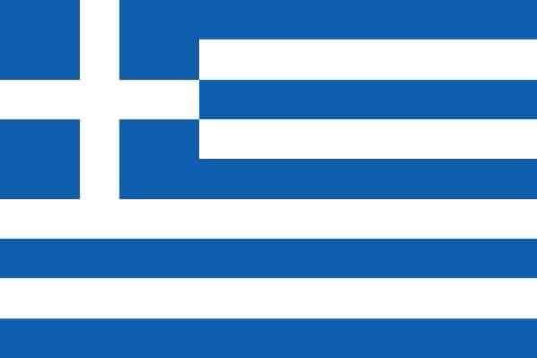 Drapeau du pays : Grèce