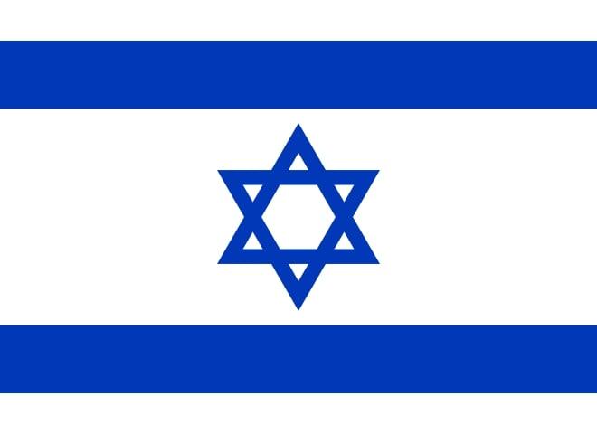 Drapeau du pays : Israël