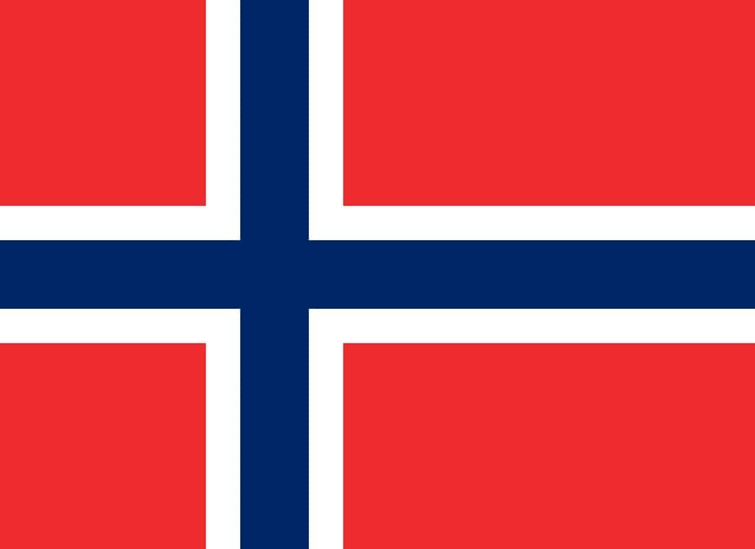 Drapeau du pays : Norvège