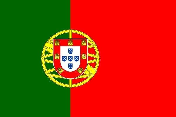 Drapeau du pays : Portugal