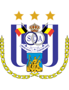 Logo de l'équipe : Royal Sporting Club Anderlecht