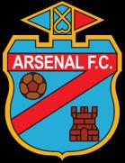 Logo de l'équipe :  Arsenal de Sarandí FC