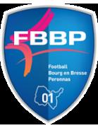 Logo de l'équipe : Bourg-en-Bresse Péronnas 01