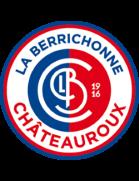 Logo de l'équipe : La Berrichonne Châteauroux