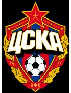 Logo de l'équipe : CSKA Moscou
