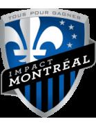 Logo de l'équipe : Impact Montréal