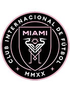Logo de l'équipe : Inter Miami CF