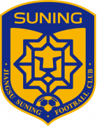 Logo de l'équipe : Jiangsu Suning