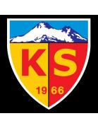 Logo de l'équipe : Kayserispor Kulübü