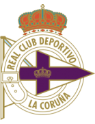Logo de l'équipe : Deportivo La Corogne