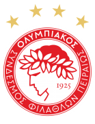 Logo de l'équipe : Olympiakos Le Pirée