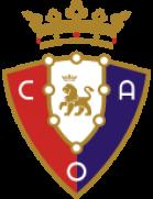 Logo de l'équipe : Osasuna